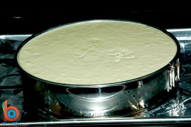 طريقة عمل التشيز كيك بالصور12 Cheesecake Toppings Bar Cake Toppings