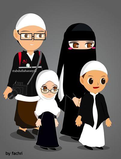 You And Me We Are In Vector Fachry Maulana Khotib Facebook Animasi Kartun Ilustrasi