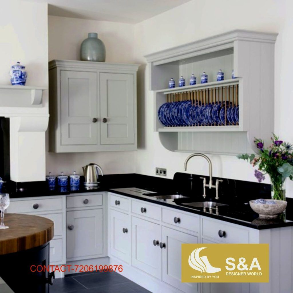 Simple Small Kitchen Design Indian Style   Novocom.top