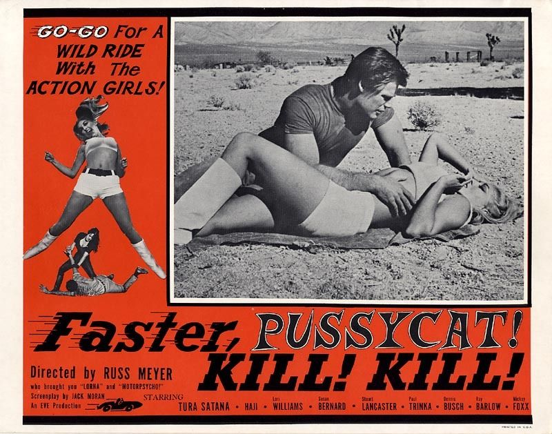 Satana, Haji & Lori Williams en «Faster, Pussycat!, Kil!l, Kill ... | Tura  Satana | Pinterest