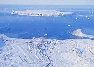 This Is Where My Parents Met Thule Air Base Greenland Greenland