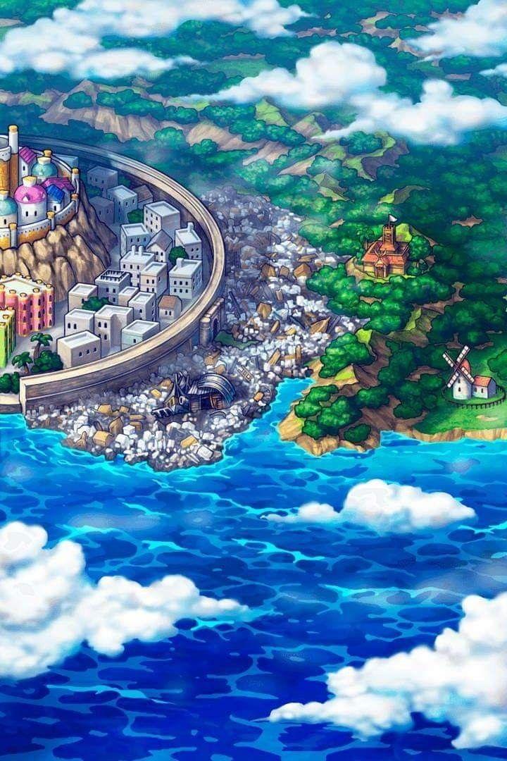 Goa Kingdom Hinh ảnh Hoạt Hinh One Piece