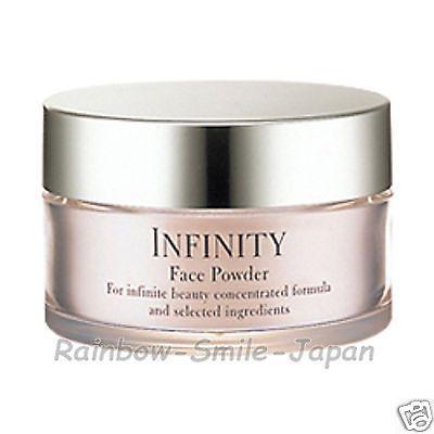 Kose INFINITY Face Powder 25g Makeup Loose Powder Japan