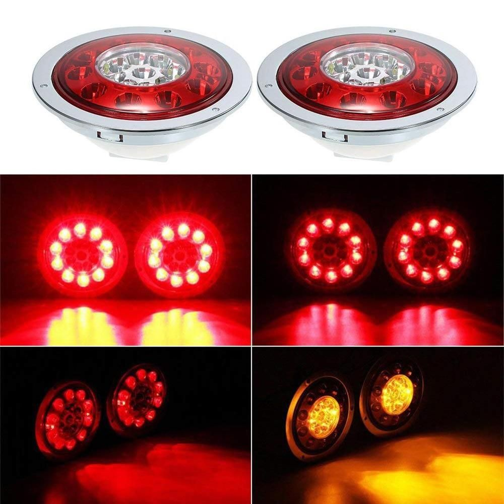 Stop Turn Tail Reverse Lights