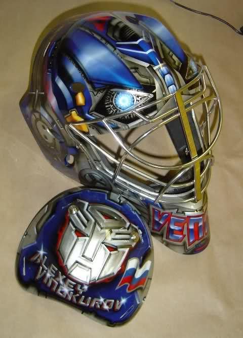 Transformers Goalie Mask Google Search Goalie Masks Goalie