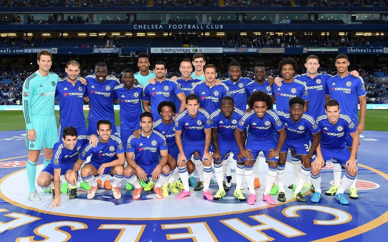 Daftar Skuad Pemain Chelsea Terbaru Musim 2016 2017