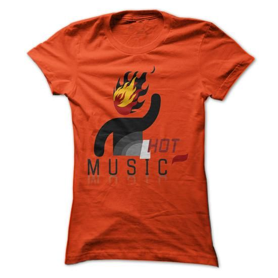hot music T-Shirts, Hoodies (19$ ==► Shopping Now to order this Shirt!)