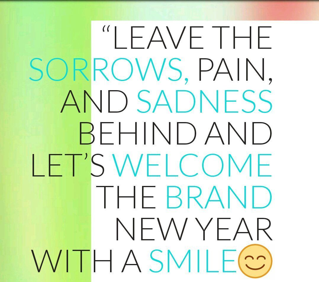 Welcome the brand New Year new year happy new year new years quotes ...