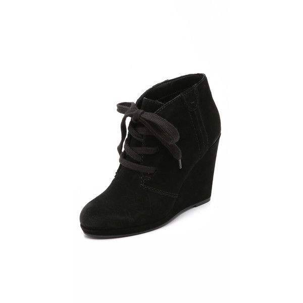 f212b9f5e94 Dolce Vita Gael Booties (€120) ❤ liked on Polyvore featuring shoes ...