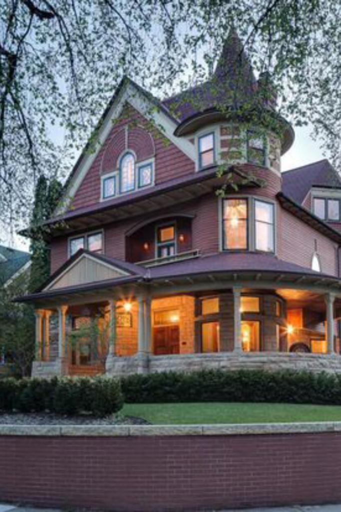 1900 Queen Anne In Minneapolis Minnesota | Victorian homes ...