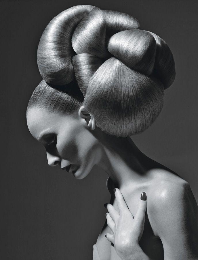 Peachy 1000 Images About Avantgarde On Pinterest Short Hairstyles For Black Women Fulllsitofus