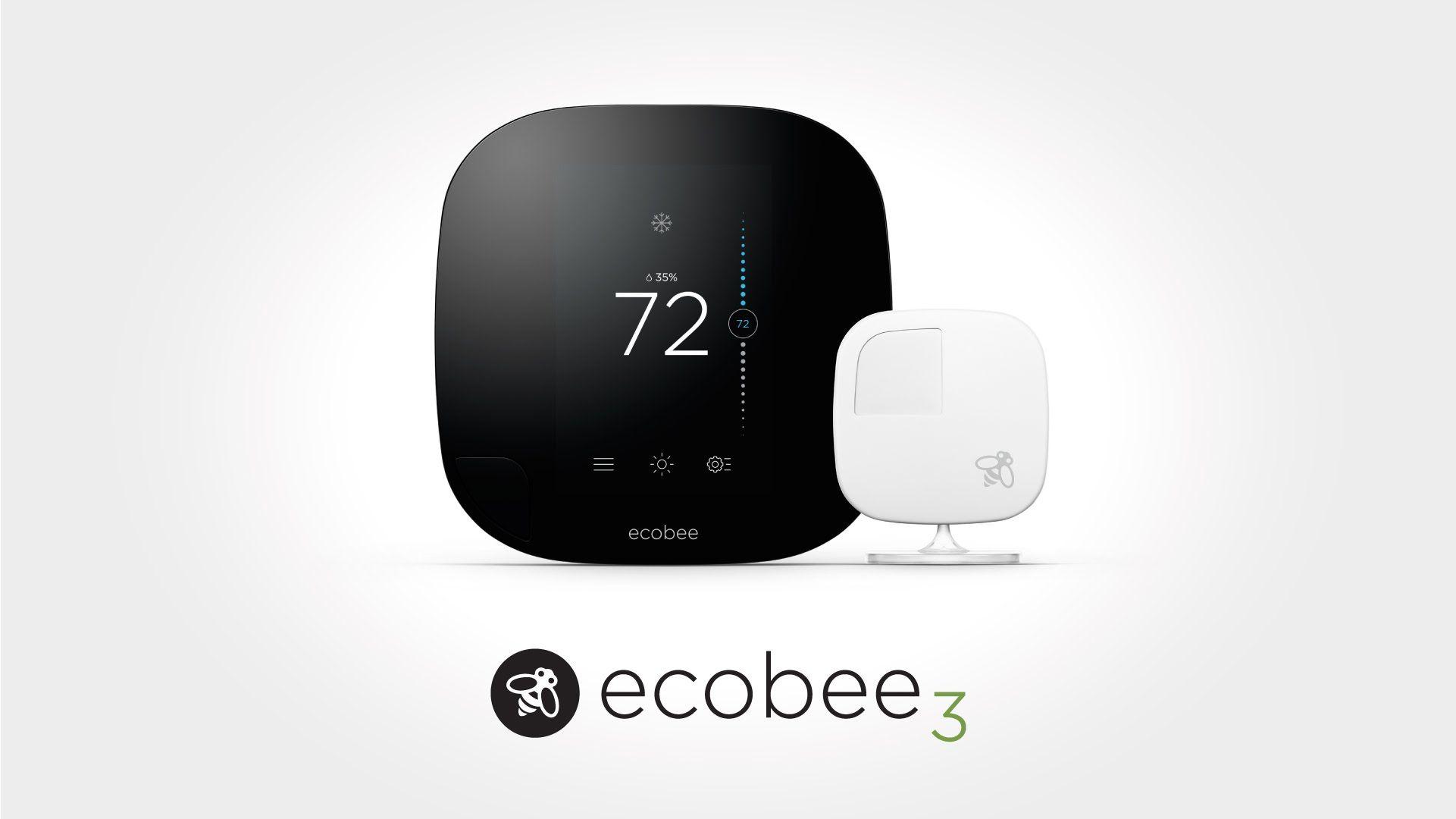 Ecobee 3 Smart Thermostat