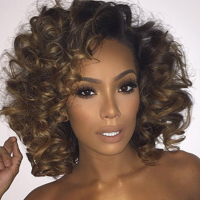 50 Inspirational Sexy Curly Hairstyles