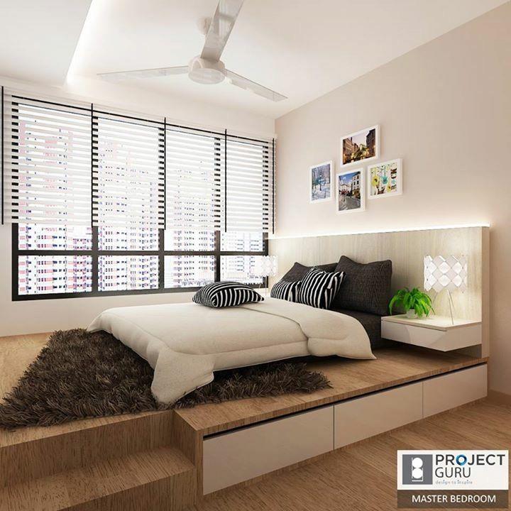 Studio or loft bedroom Studio or loft
