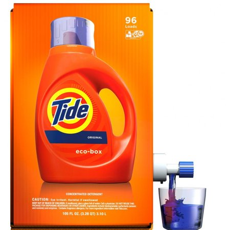 Household Essentials Laundry Liquid Tide Laundry Detergent