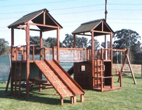 Juegos Infantiles De Madera Para Jardin De Niños Imagui Juegos De Patio Madera Estanques De Jardín