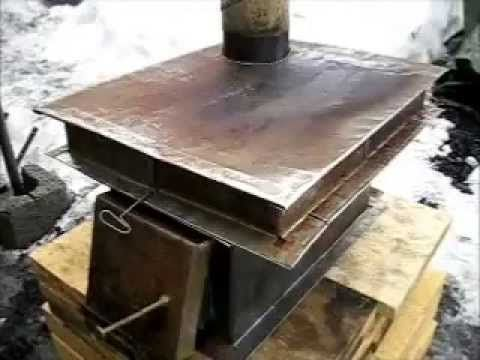 ▶ Rockect Stove Ideas 26 - Module Stove - YouTube