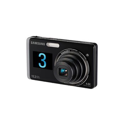 Samsung TL220 12.2MP Dig Camera 4.6X Opt 3 In LCD Blue  http://www.lookatcamera.com/samsung-tl220-12-2mp-dig-camera-4-6x-opt-3-in-lcd-blue/