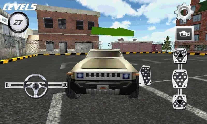 Car Parking Experts 3D | Jogos de Estacionamento