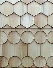 Best The Og Fancy Circle Shingle Pattern People Cedar 400 x 300