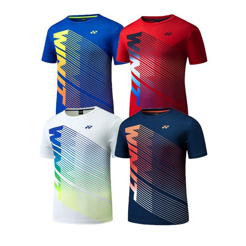 94de754b9df YONEX Badminton Tennis Training Men's Round Shirts Sports Clothing NEW  79TR005M #YONEX Soccer Kits,