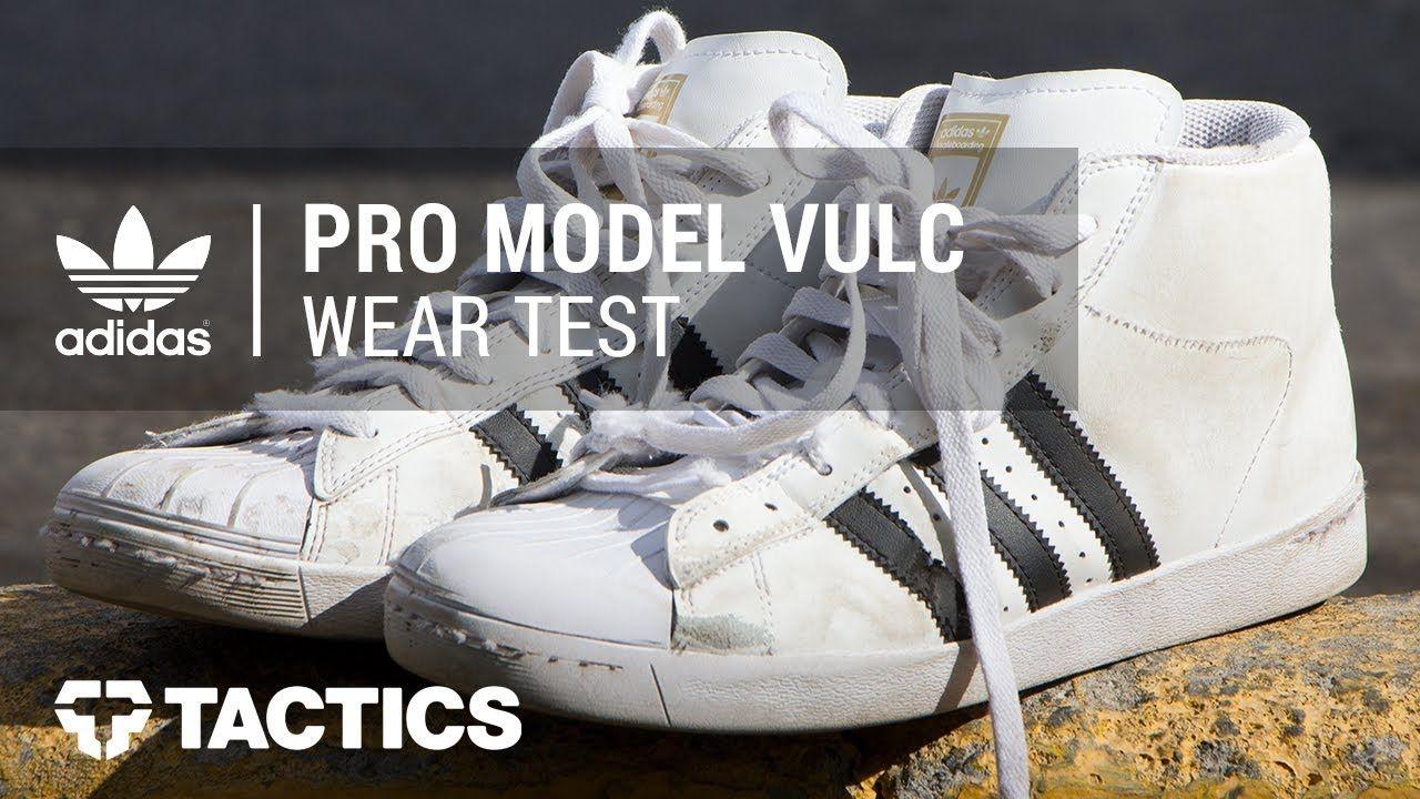 Shoes Wear Adidas Pro Skate Review Model Adv Test Vulc OkXiuPZ