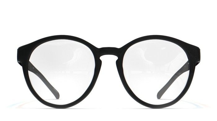 3.1 Phillip Lim 12 in black is a retro-inspired frame that is stylish for both men and women.  Keep them or swap for new designer glasses on demand for only $34 a month