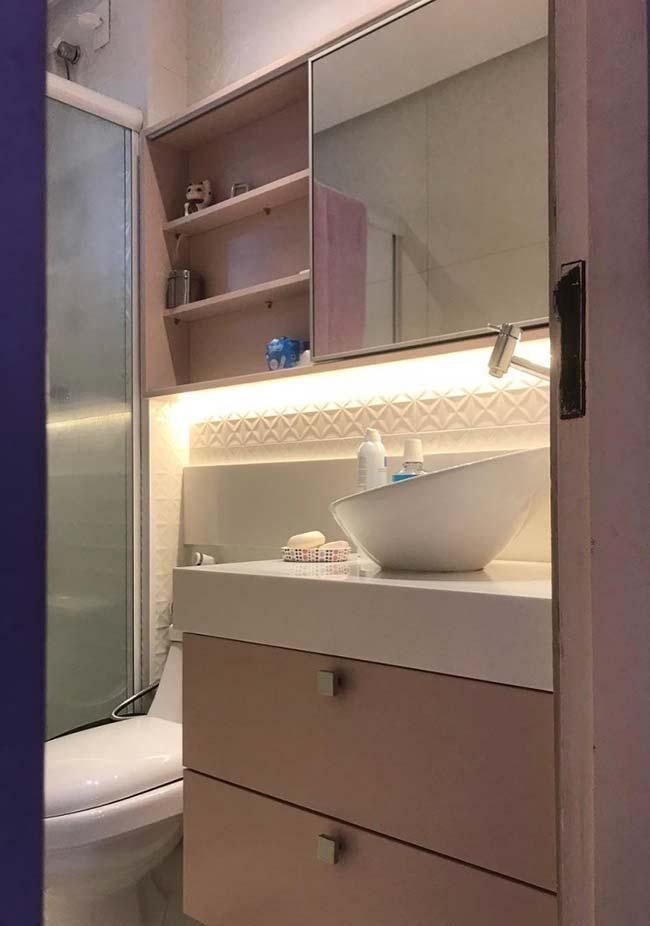 Kleine Badezimmer eingerichtet: 60 perfekte Ideen und ...