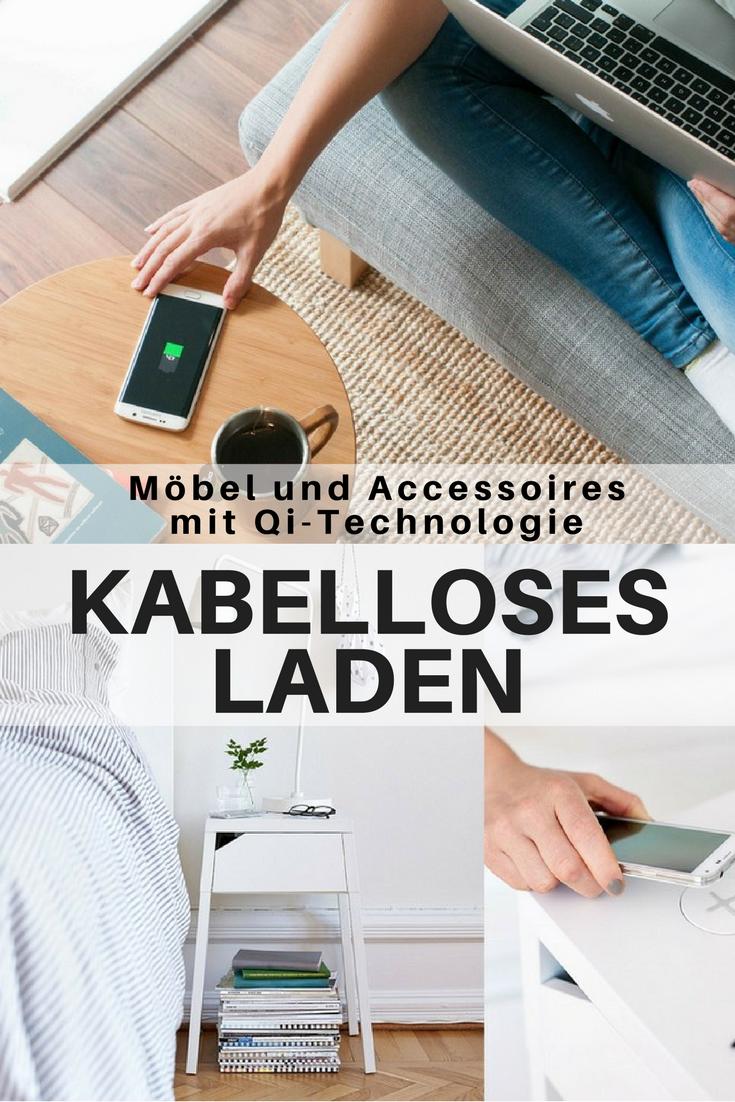 Es Gibt Möbel Und Accessoires, Mit Denen Man Sein Smartphone Und Tablet  Ohne Aufwand Oder