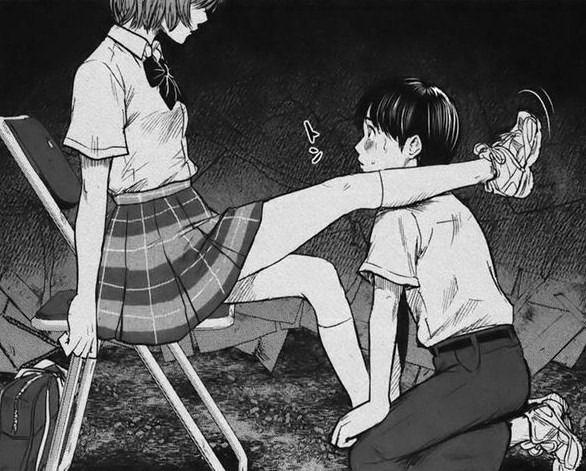The Flowers of Evil Manga