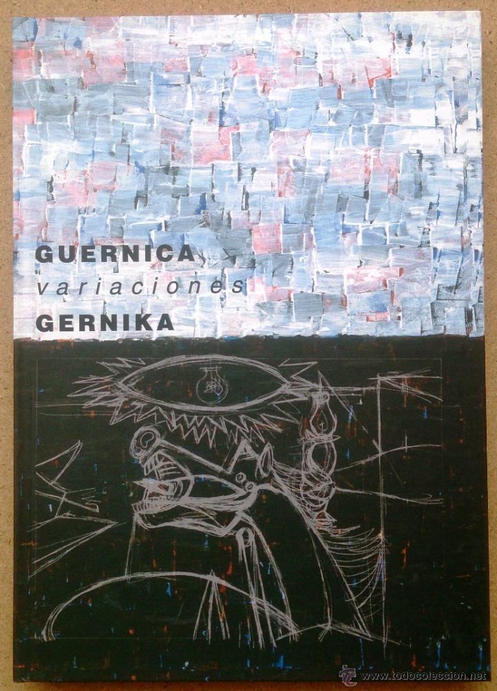 GUERNICA VARIACIONES GERNIKA . COMIC CONMEMORATIVO SEMANA NEGRA 2006 - Foto 1