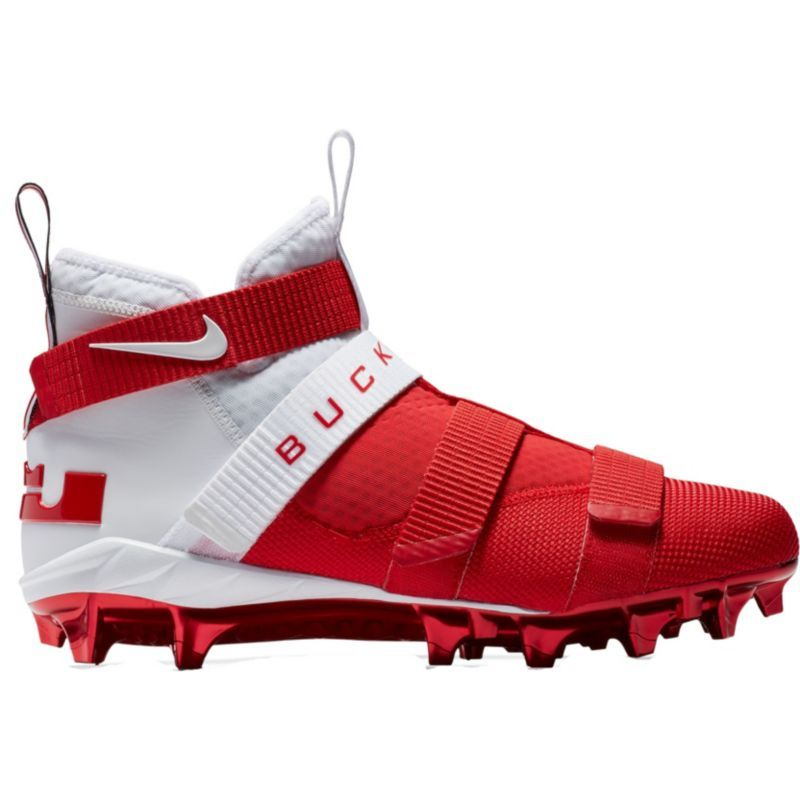 lebron soldier cleats football