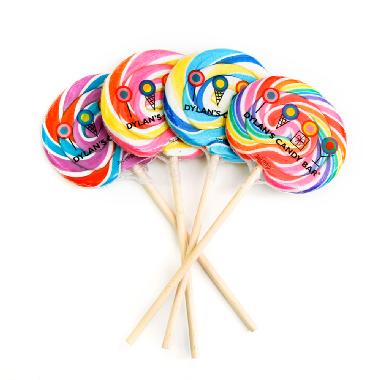 Rainbow Whirly Lollipops Swirl Unicorn Lollipops Dylan S Candy Lollipop Candy Candy Bar