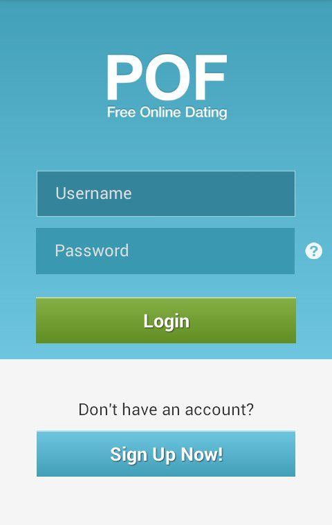 Plenty Of Fish Login Sign In