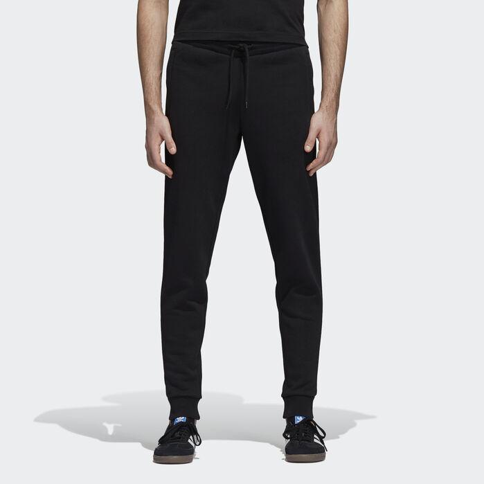 Fleece Slim Pants | Mens athletic pants