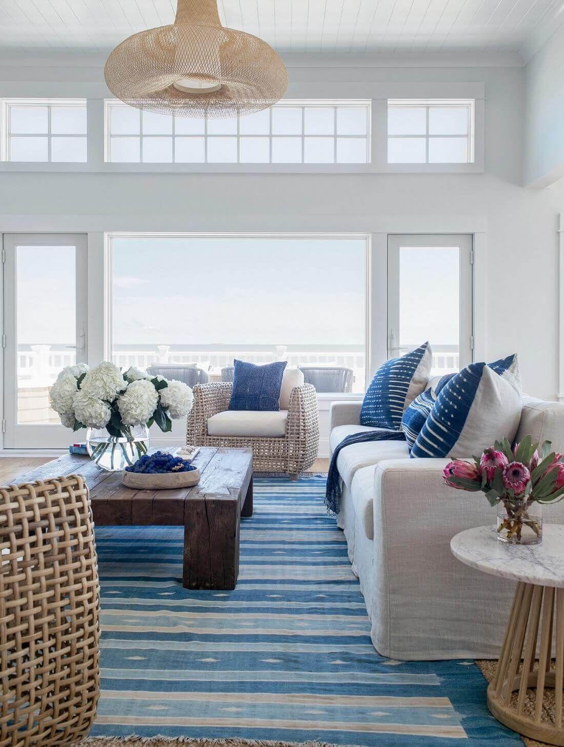 Beach Themed Living Rooms Sugars Beach 2021 Beach House Interior Coastal Living Rooms Beach Living Room