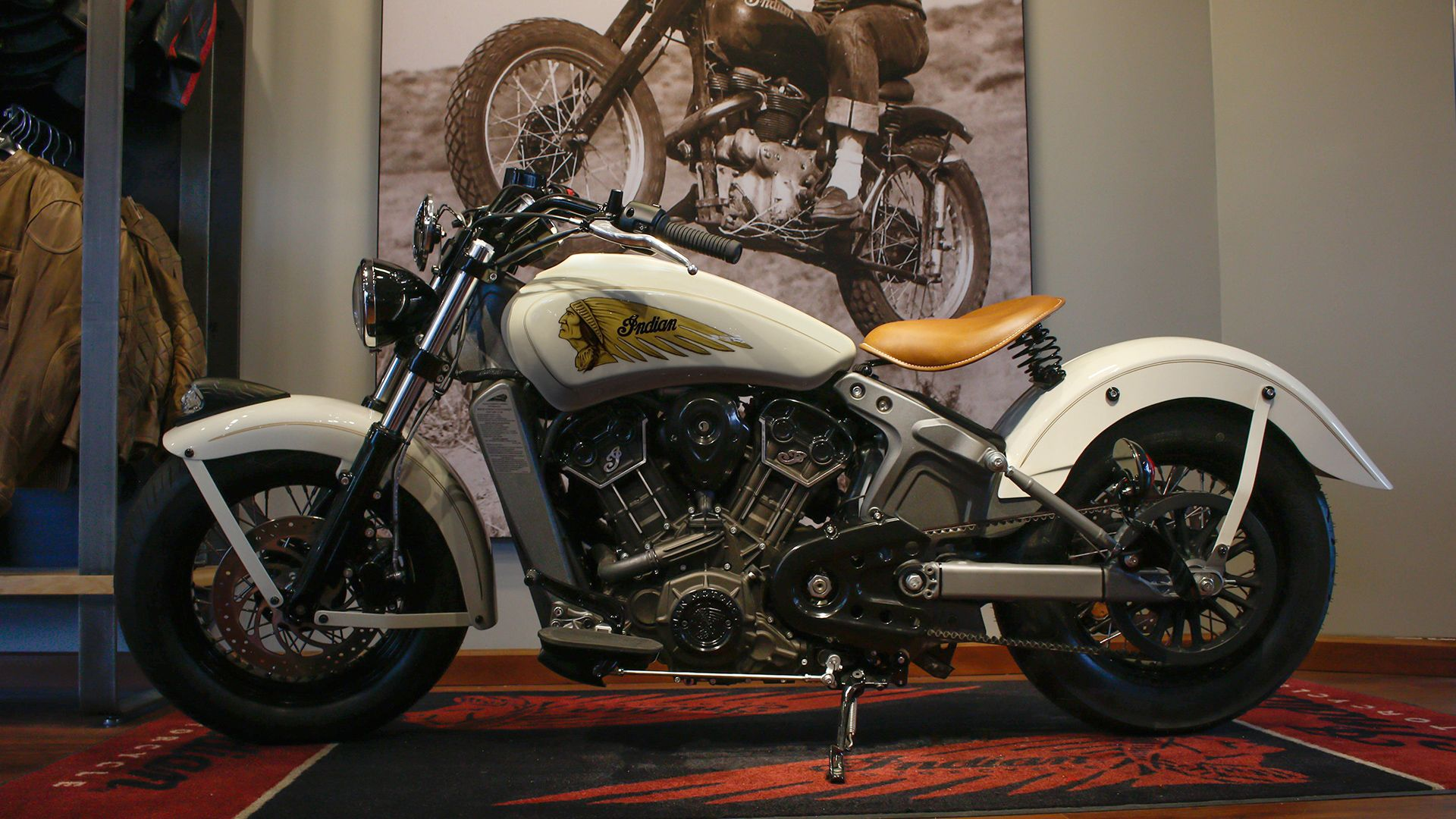 Steve Mcqueen 1930 S Inspired With Images Indian Motorcycle