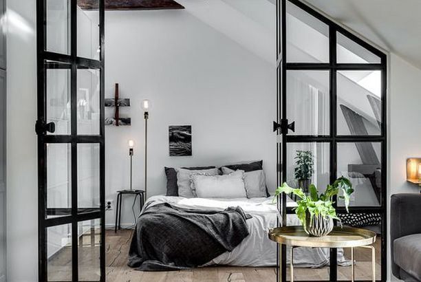 7 Industrial Bedrooms That Will Win Your Heart Daily Dream Decor