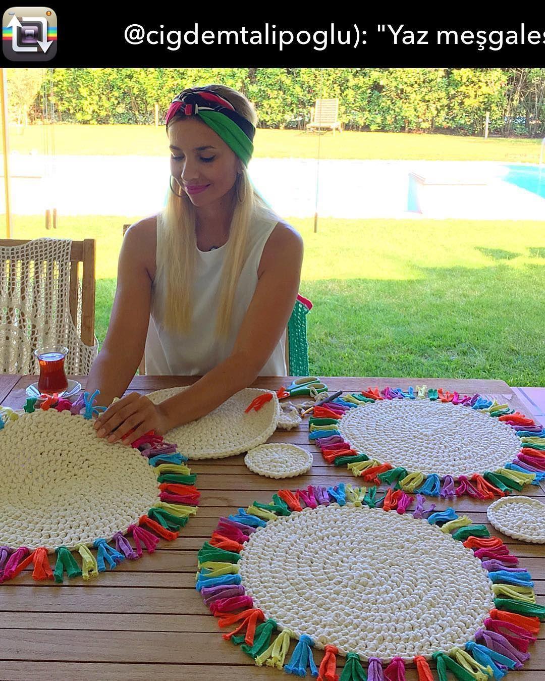 Pin de m nica mendez en alfombras tejidas pinterest for Tejidos de alfombras