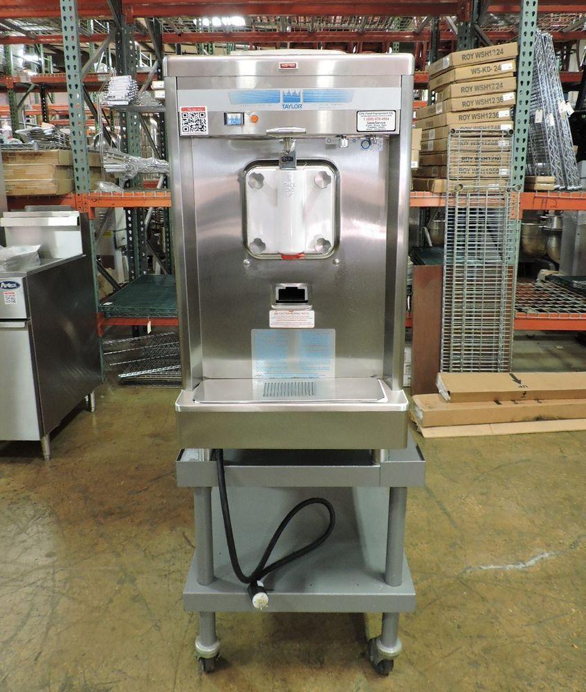Taylor 702 27 Commercial Soft Serve Freezer Single Flavor W