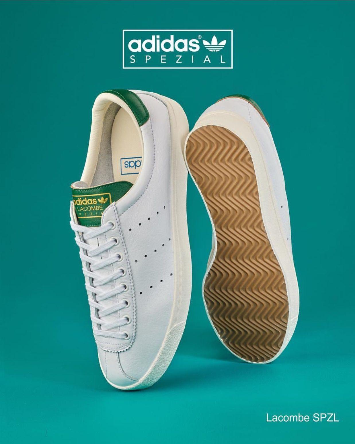 newest 22381 c9931 Lacombe SPZL Retro Sneakers, Classic Sneakers, Adidas Classic Shoes, Shoes  Sneakers, Sneakers