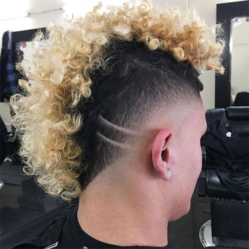 Mohawk Frisuren Für Männer | Männer Kurze | Frisuren ...