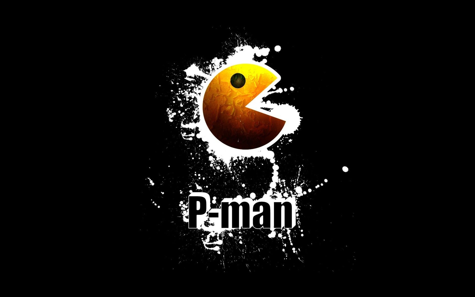 Pacman Game iPhone Wallpaper iPod Wallpaper HD Free Download