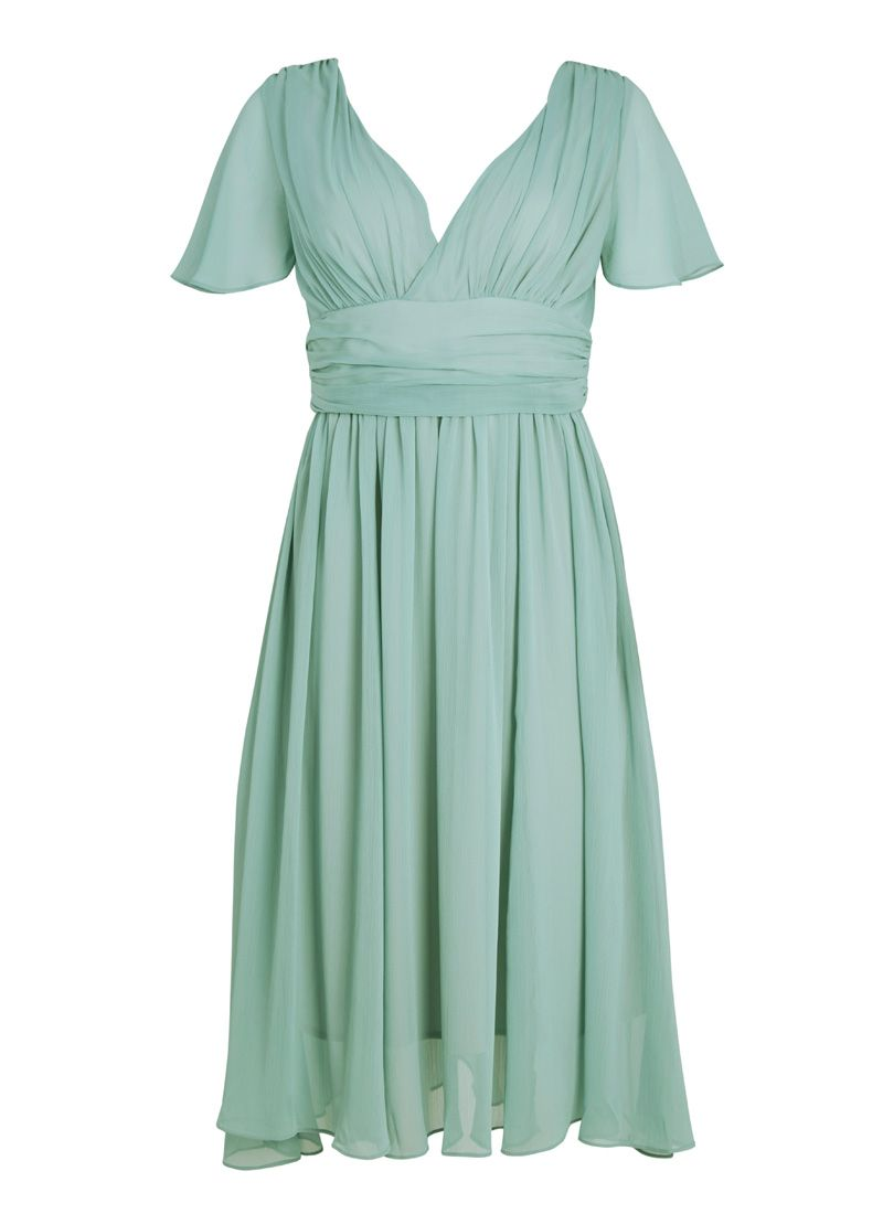 Gracie georgette occasion dress third wedding guest dresses and