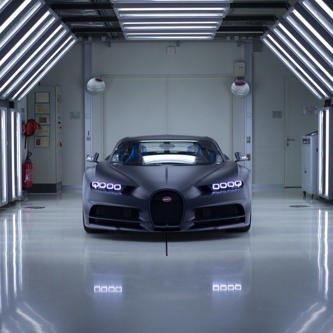 "Bugatti Chiron Sport 110 Ans: BUGATTI On Instagram: ""The Racing Edge Is Closer Than You"