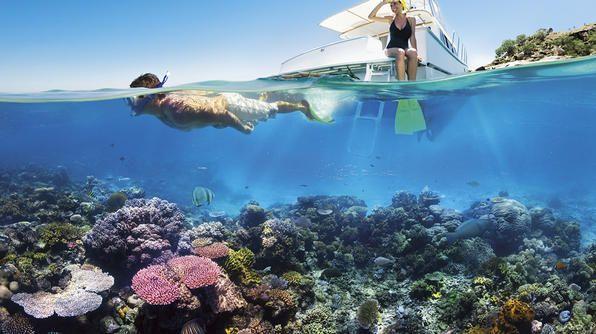 Great Barrier Reef, Whitehaven Beach, Australia
