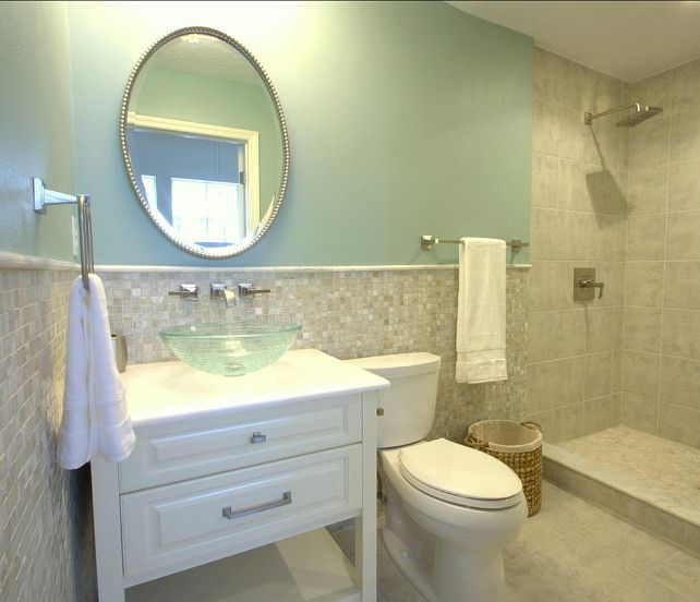 The best benjamin moore paint colors home bunch an for Green bathroom paint colors