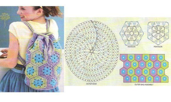 Crochetpedia: Un montón de Crochet Patrones monedero y patrones de cerco móviles!