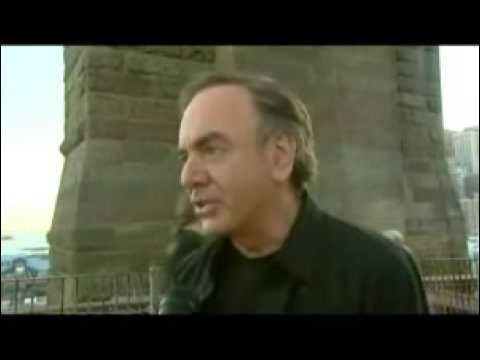 Neil Diamond interview with WCBS tv - YouTube