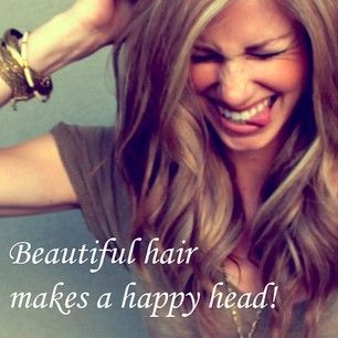 Beautiful hair makes a happy head great lengths hair beautiful hair makes a happy head great lengths hair extensions hair pmusecretfo Gallery